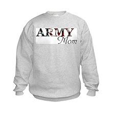 Army Mom (Flag) Sweatshirt