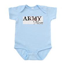 Army Mom (Flag) Infant Bodysuit