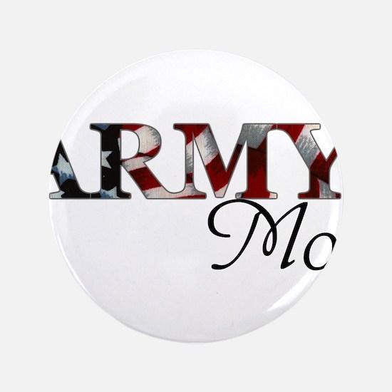 Army Mom (Flag) Button