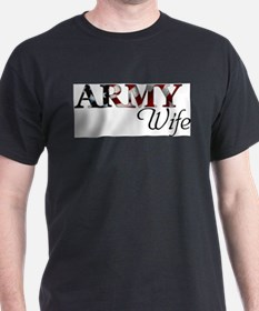 Unique Army wife T-Shirt