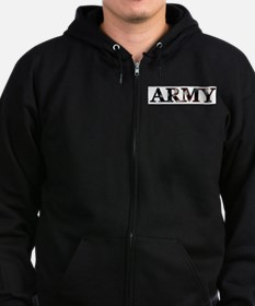 What's New Zip Hoodie (dark)