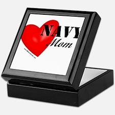 Red Heart_Navy_Mom.png Keepsake Box