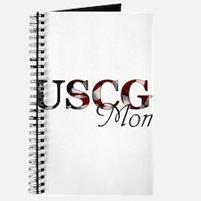 Mom USCG_flag .png Journal