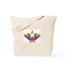MICAH superstar Tote Bag