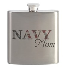Funny Support troops Flask