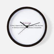 477882 Wall Clock