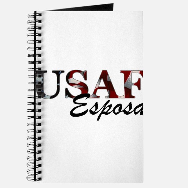 usaf_esposa_flag.png Journal