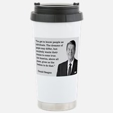 PRES40 INDIVIDUALS Travel Mug
