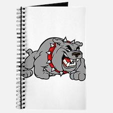grey bulldog Journal