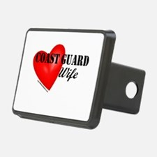 Red Heart_Coast Guard_Wife Hitch Cover