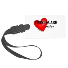 Red Heart_Coast Guard_Sister.png Luggage Tag