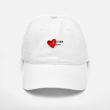 Red Heart_Coast Guard_Mom.png Baseball Baseball Cap