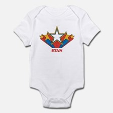 STAN superstar Infant Bodysuit