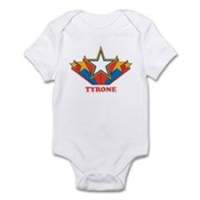 TYRONE superstar Infant Bodysuit