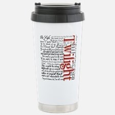 Funny Twilight quotes Travel Mug