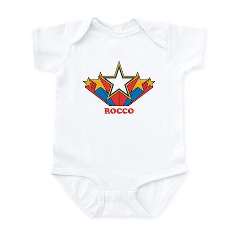 ROCCO superstar Infant Bodysuit