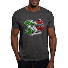 Rhode Island Italian Style T-Shirt