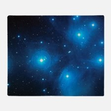 PLEIADES Throw Blanket