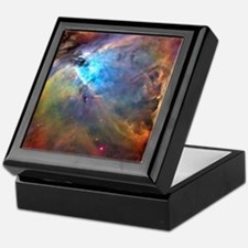 ORION NEBULA Keepsake Box