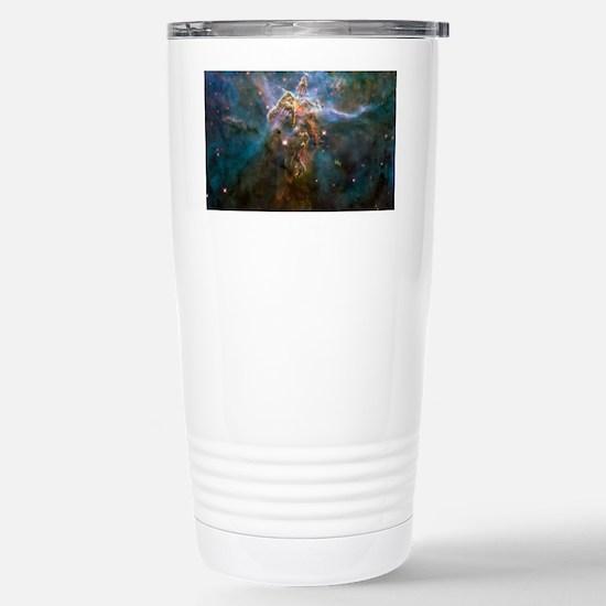 MYSTIC MOUNTAIN Stainless Steel Travel Mug