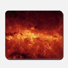 MILKY WAY CLOUDS Mousepad