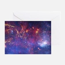 MILKY WAY CENTER Greeting Cards (Pk of 10)