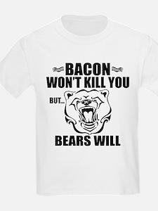 Bacon Bears T-Shirt