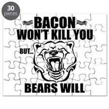 Bacon Bears Puzzle