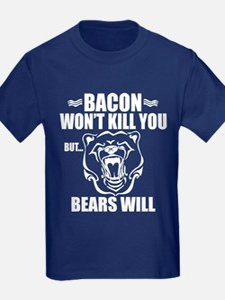 Bacon Bears T