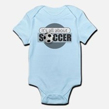 All About Soccer Body Suit