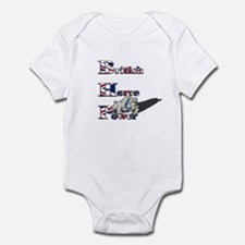 British Horse Power Infant Bodysuit