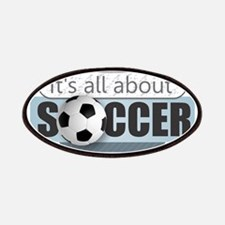 All About Soccer Patch