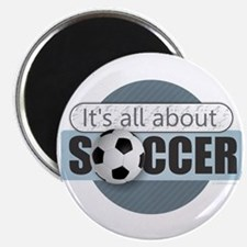 All About Soccer Magnets
