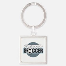 All About Soccer Keychains