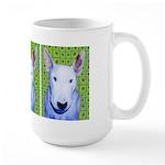 Bull Terrier  Large Mug