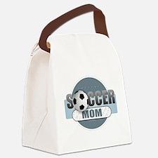 Soccer Mom Canvas Lunch Bag