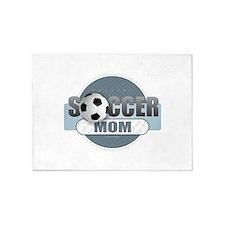 Soccer Mom 5'x7'Area Rug