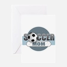 Soccer Mom Greeting Cards