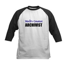Worlds Greatest ARCHIVIST Tee
