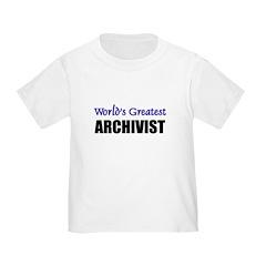 Worlds Greatest ARCHIVIST T