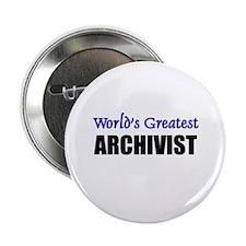 Worlds Greatest ARCHIVIST Button