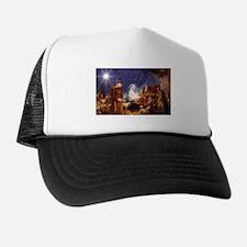 St. Francis Christmas #1 Trucker Hat