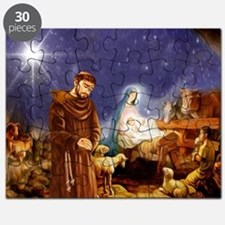 St. Francis Christmas #1 Puzzle