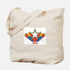 TED superstar Tote Bag