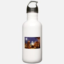 St. Francis Christmas Water Bottle