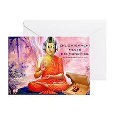 Funny Sacred music Greeting Card