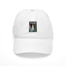 Virgin Mary Lourdes 1 Baseball Cap