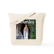 Virgin Mary Lourdes 1 Tote Bag