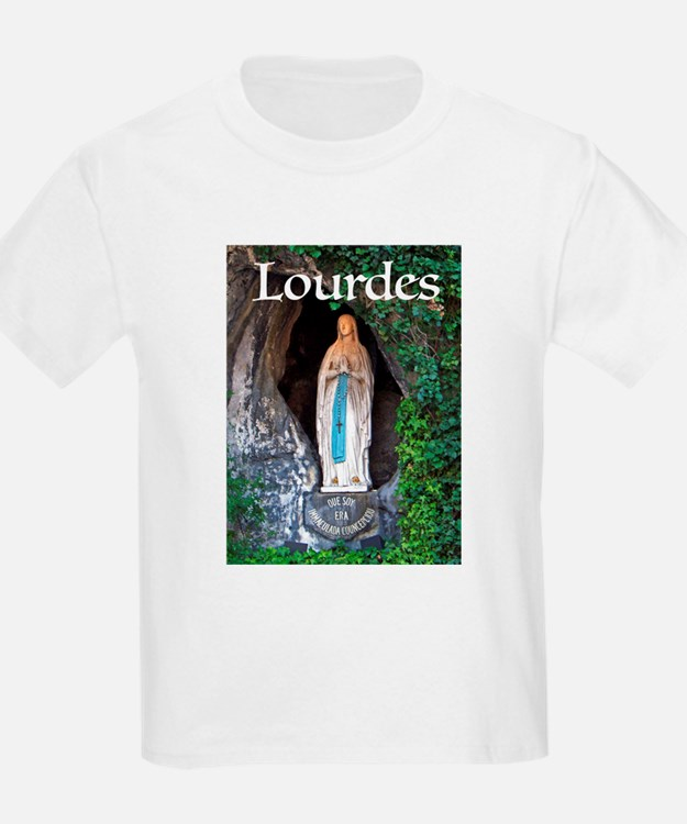 Virgin Mary Lourdes 1 T-Shirt