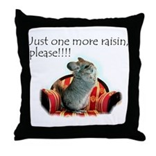 Raisin Throw Pillow
